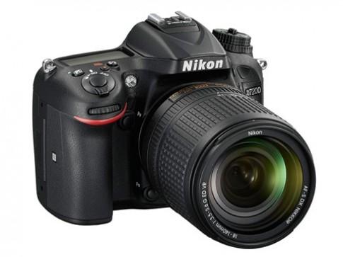 Ảnh chính thức Nikon D7200