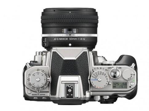 Ảnh chính thức Nikon Df