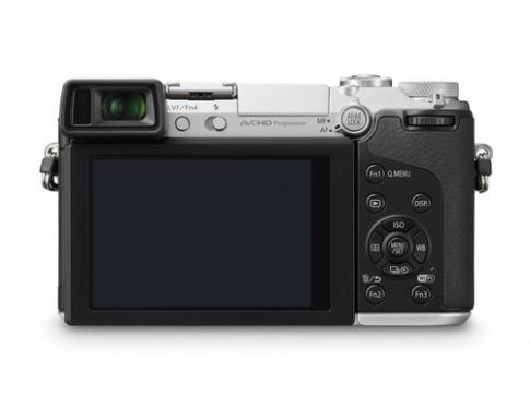 Ảnh chính thức Panasonic GX7