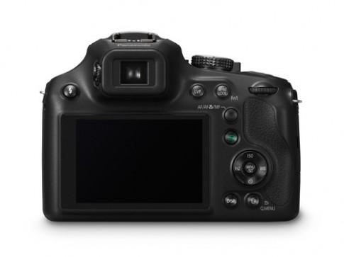 Ảnh chính thức Panasonic Lumix DMC-FZ70
