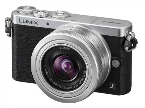 Ảnh chính thức Panasonic Lumix DMC-GM1