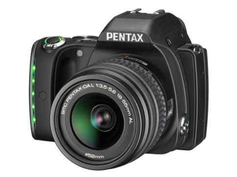 Ảnh chính thức Pentax K-S1