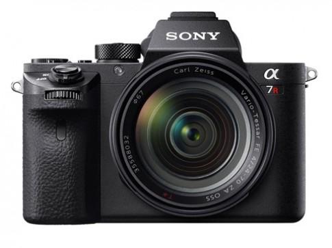 Ảnh chính thức Sony A7R II