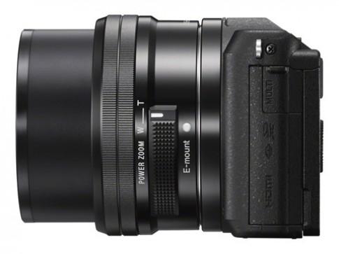 Ảnh chính thức Sony Alpha A5100