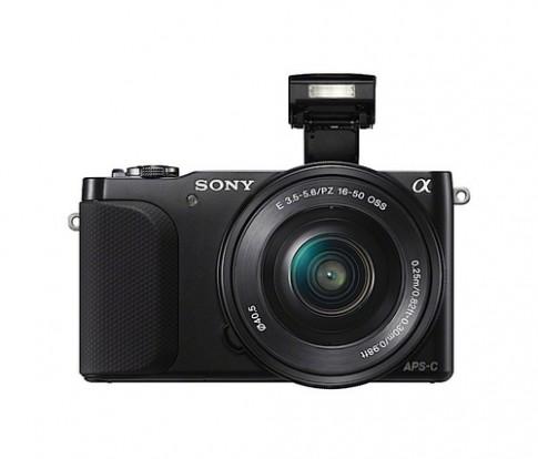 Ảnh chính thức Sony NEX-3N