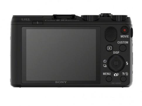 Ảnh chính thứcCyber-shot DSC-HX50V