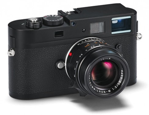 Ảnh chụp bằng máy Leica cảm biến đơn sắc