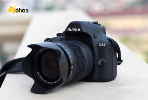 Ảnh chụp thử từ Fujifilm X-S1