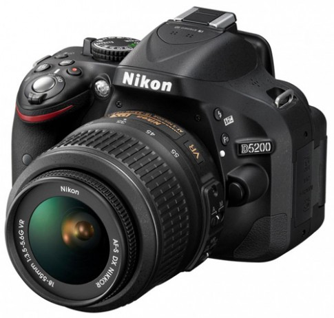 Ảnh chụp thử từ Nikon D5200