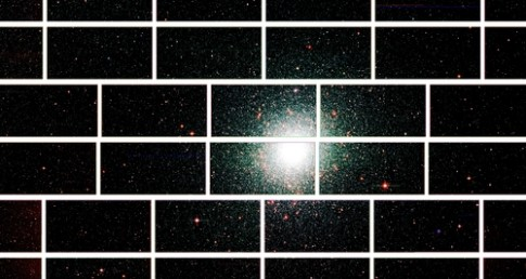 Ảnh chụp từ Dark Energy Camera