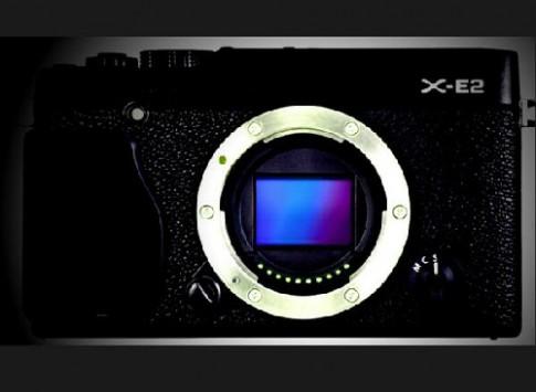 Ảnh đầu tiên của Fujifilm X-E2 xuất hiện
