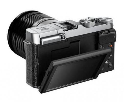 Ảnh Fujifilm X-M1