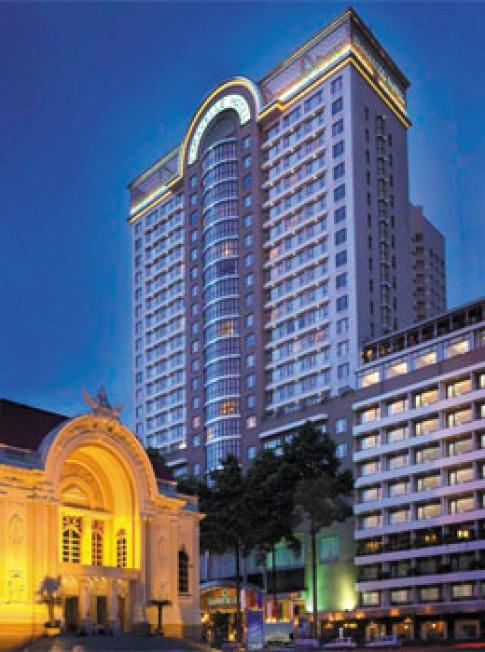 Ảnh khách sạn Caravelle TP HCM