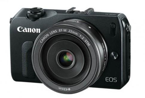 Ảnh máy mirrorless của Canon lộ trước ngày ra mắt