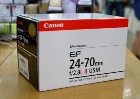 Ảnh ống kínhCanon EF 24-70mm F2.8 USM