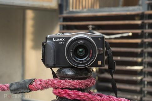 Ảnh Panasonic GF6 - máy mirrorless có thể chụp 'tự sướng'