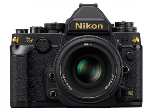 Ảnh phiên bản đặc biệt của Nikon Df