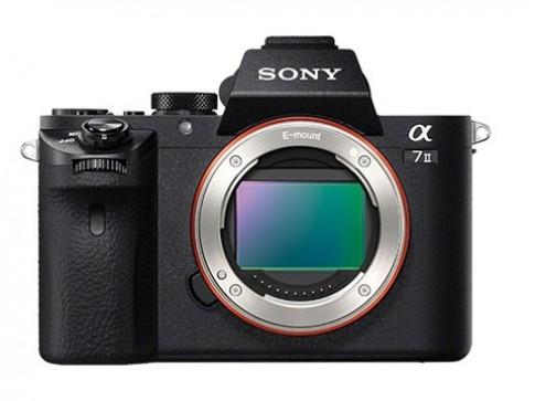 Ảnh Sony Alpha A7 II