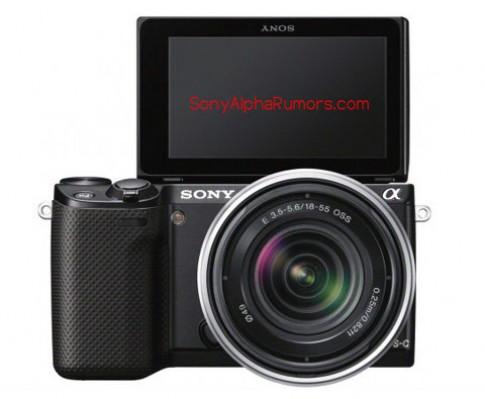 Ảnh Sony NEX-5R và NEX-6 xuất hiện