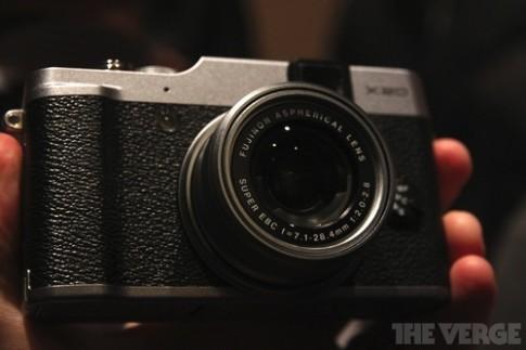Ảnh thực tế bộ đôi máy ảnh của FujiFilm