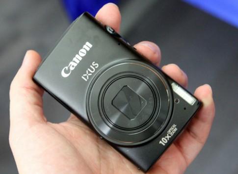 Ảnh thực tế Canon Ixus 255