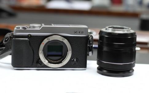 Ảnh thực tế Fujifilm X-E2 tại Việt Nam