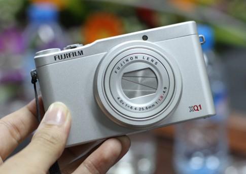 Ảnh thực tế Fujifilm XQ1 tại Việt Nam
