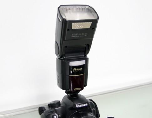 Ảnh thực tế Nissin Extreme MG8000