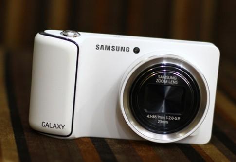 Ảnh thực tế Samsung Galaxy Camera