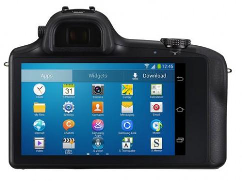 Ảnh thực tế Samsung Galaxy NX Camera