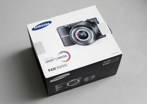 Ảnh thực tế Samsung NX1000