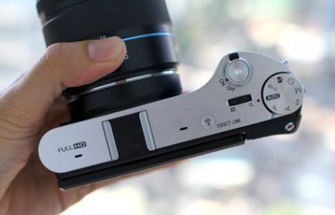 Ảnh thực tế Samsung NX300