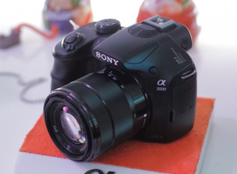 Ảnh thực tế Sony A3000