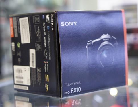 Ảnh thực tế Sony RX10 tại Việt Nam