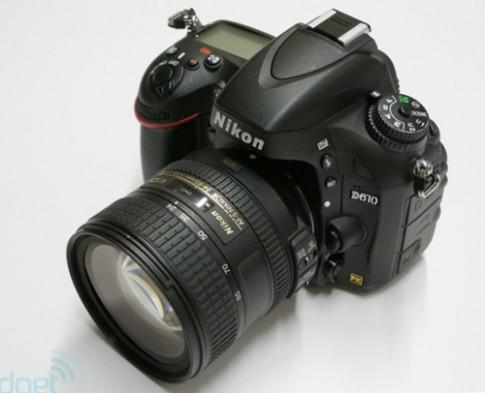 Ảnh và video thực tế Nikon D610