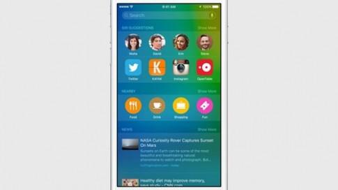 Apple công bố iOS 9: Thông minh hơn, ổn định hơn