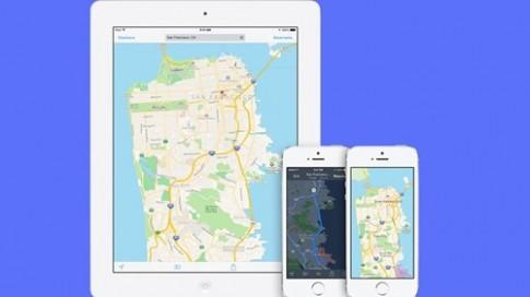 Apple đang xây dựng tính năng tương tự Google Street View cho Maps