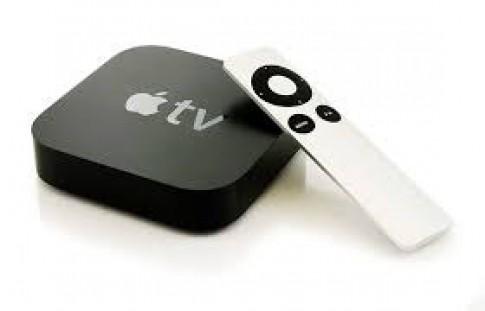 """Apple lại """"hâm nóng"""" tin đồn về TV Táo khuyết"""