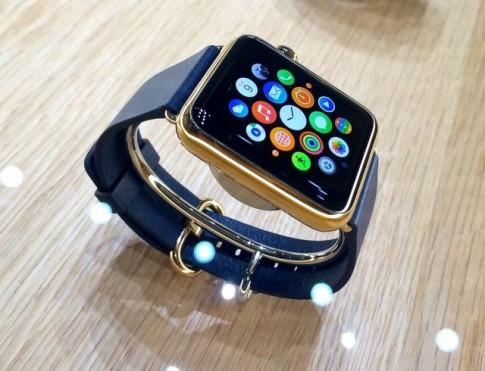 Apple Watch đã sẵn sàng đón nhận hàng trăm ứng dụng dành riêng