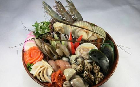 Asahi Hot Pot - lẩu ấm ngày đông