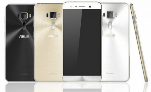 Asus Zenfone 3 lộ diện với viền kim loại, thiết kế mới