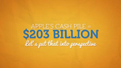 Bạn có biết Apple giàu cỡ nào không?