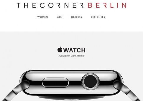 Bạn có thể mua Apple Watch ở các cửa hàng thời trang nổi tiếng