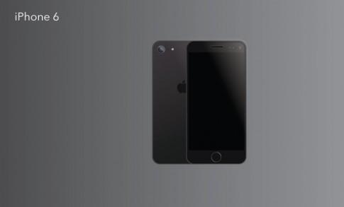 Bản thiết kế iPhone 6 và 6S đậm chất... Samsung