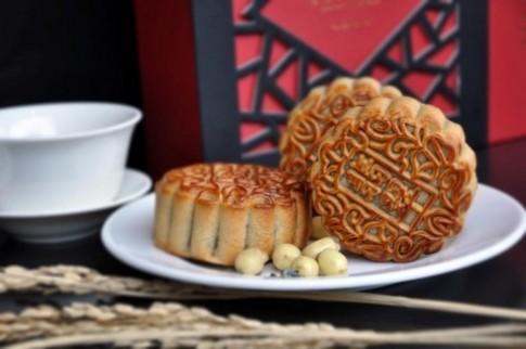 Bánh trung thu cao cấp của Sofitel Plaza Hà Nội