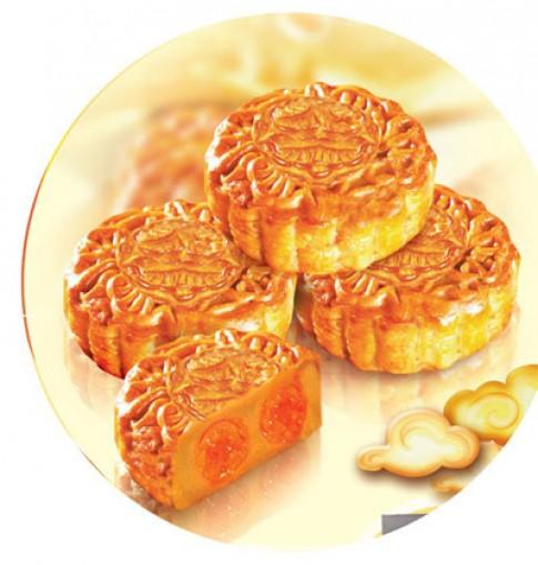 Bánh Trung thu hương vị Hong Kong