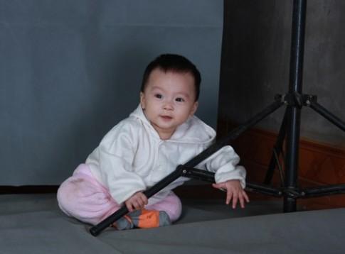 Bé Hương Giang đáng yêu