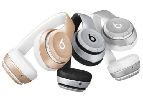 Beats Solo2 sẽ thêm màu đồng bộ với iPhone