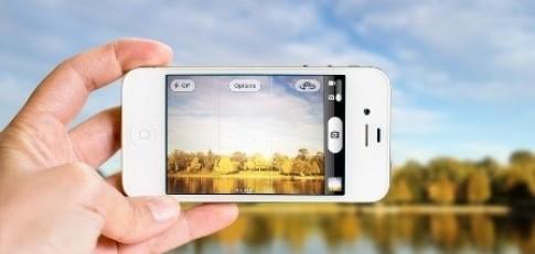 Bí quyết chụp ảnh đẹp bằng iPhone