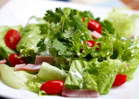 Bí quyết để có món salad ngon